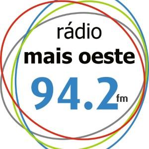 Rádio 94.2 FM - Mais Oeste