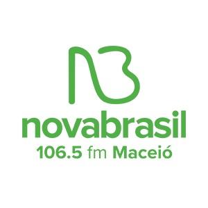 Nova Brasil FM 106.5 - Maceió