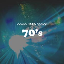 100% 70s - 100FM רדיוס