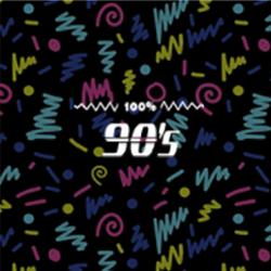 100% 90s - 100FM רדיוס