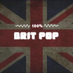 100% Brit Pop - 100FM רדיוס