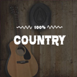 100% Country - 100FM רדיוס