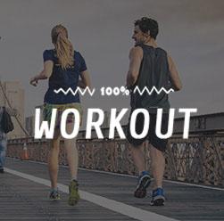 100% Workout - 100FM רדיוס