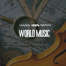 100% World Music - 100FM רדיוס
