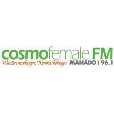 Cosmo Female 96,1 FM Manado