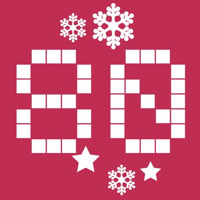100% 80er Weihnachten