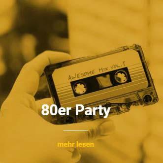 Berliner Rundfunk - 80er Party