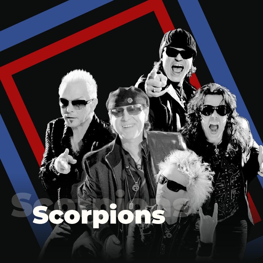 Scorpions - 101.ru