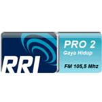 RRI Pro 2 Surakarta FM 105.5