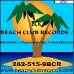 Beach Club Records Live