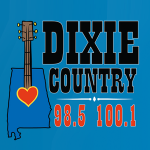 WINL - WIN 98.5 FM - Dixie Country