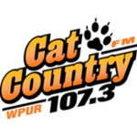 WPUR - Cat Country 107.3 FM