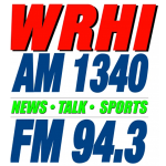 WRHI - 1340 AM and 94.3 FM